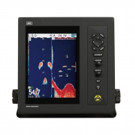 The JFC-800/810 all-in-one echo sounder