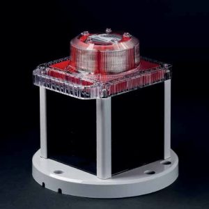 Solar Powered LED Marine Lantern up to 7,5 NM Range